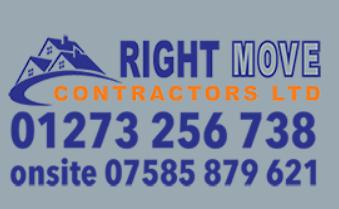Right Move Contractors logo