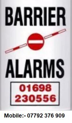 Barrier Alarms Ltd logo