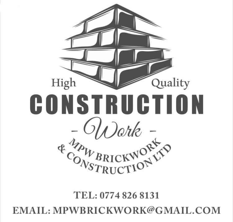 MPW Brickwork & Construction Ltd logo