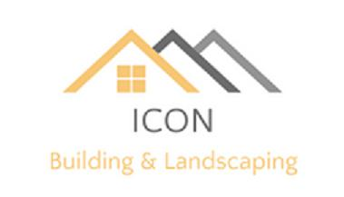 Icon Building and Landscaping logo