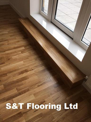 S&T Flooring Ltd logo