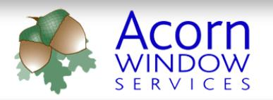 Acorn Window Services Limited logo