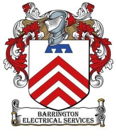 Barrington Electrical Services logo