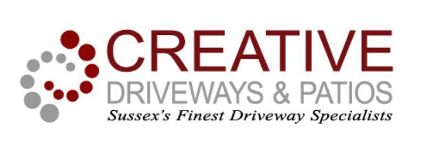 Creative Driveways & Patios logo