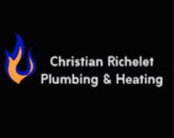 Christian Richelet Plumbing and Heating Services logo