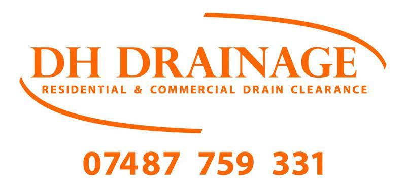 DH Drainage logo