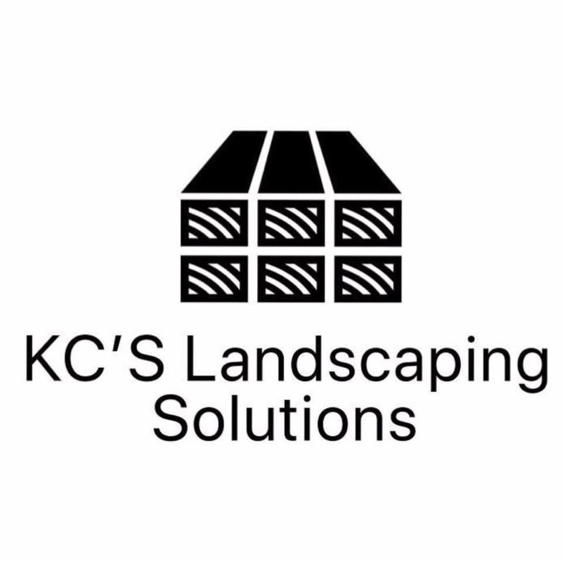 KC's Landscaping Solutions logo