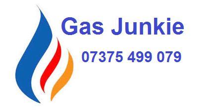 Gas Junkie logo