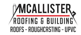McAllister Roofing & Building logo
