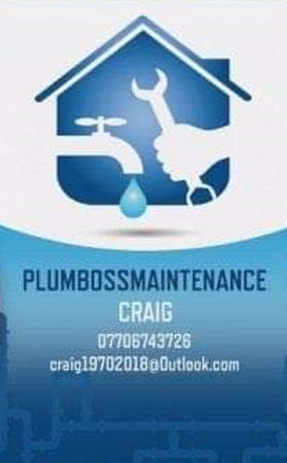 Plumboss Maintenance logo