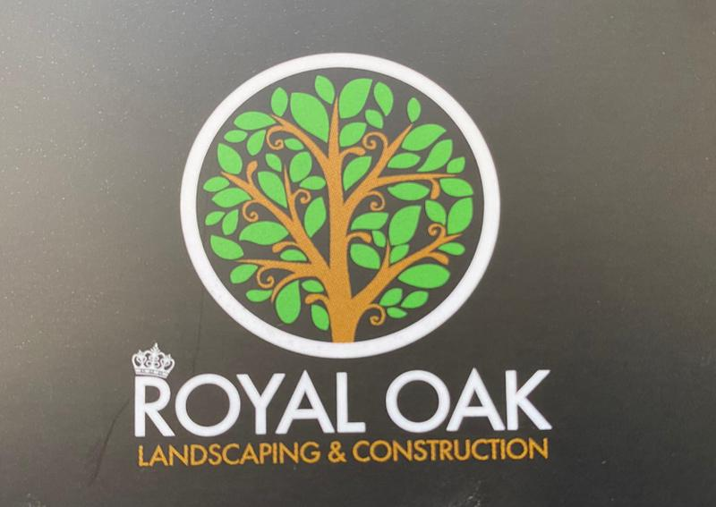 Royal Oak Driveways & Landscapes logo
