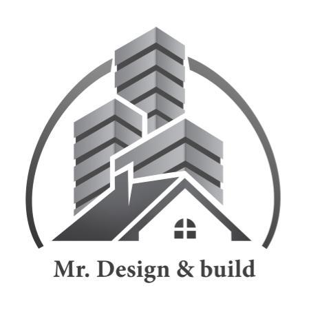 Mr Design & Build logo