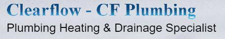 Clearflow - CF Plumbing logo
