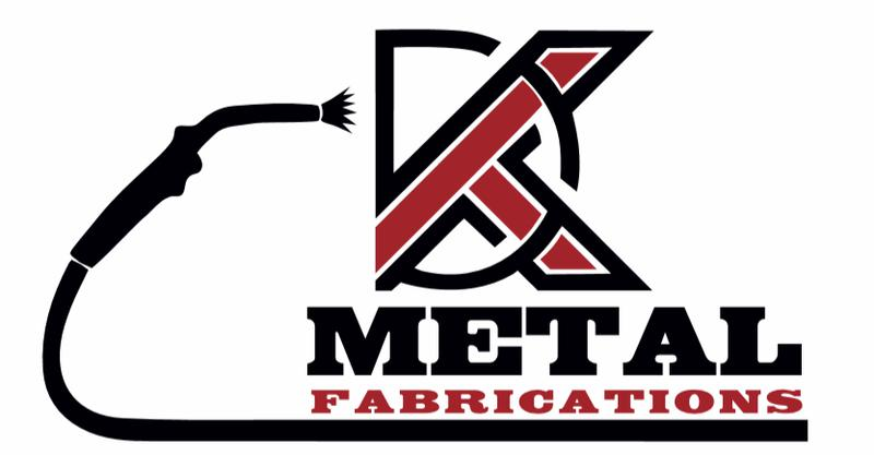 D and K Fabricators logo