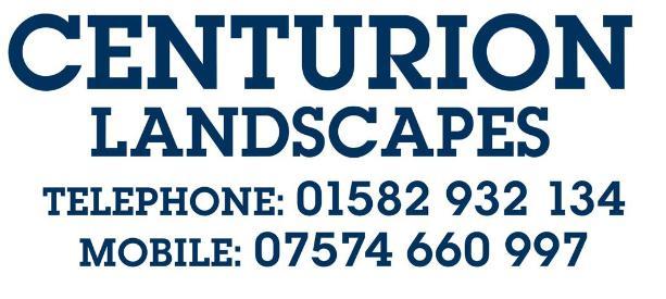 Centurion Landscapes and Home Improvements logo