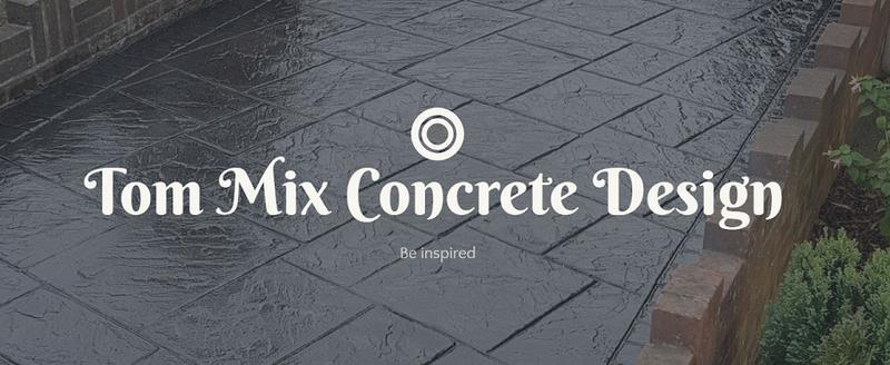 Tom Mix Concrete Design logo