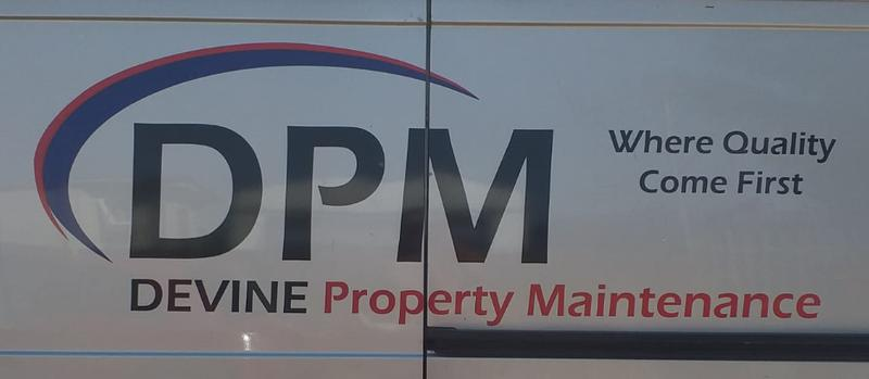 Divine Property Maintenance logo