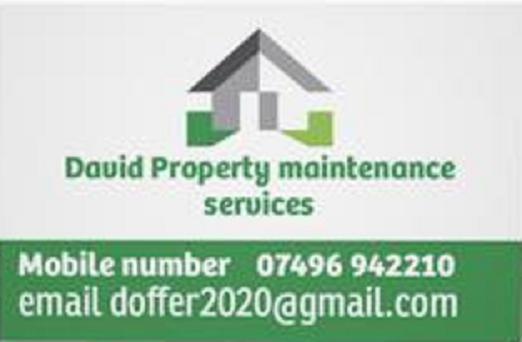 David Property Maintenance Services logo