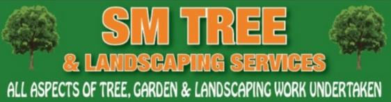 SM Tree and Landscaping Services logo