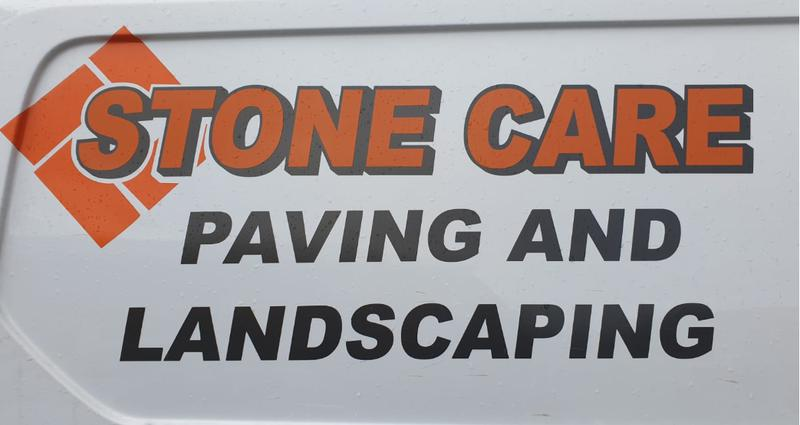 Stone Care Paving and Landscaping logo