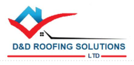 D&D Roofing Solutions Ltd logo
