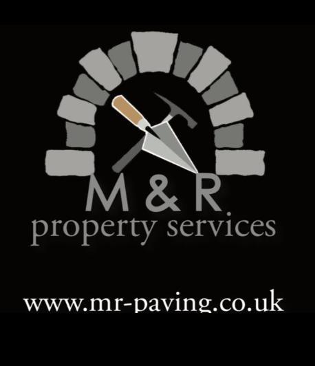 M&R Property Services logo