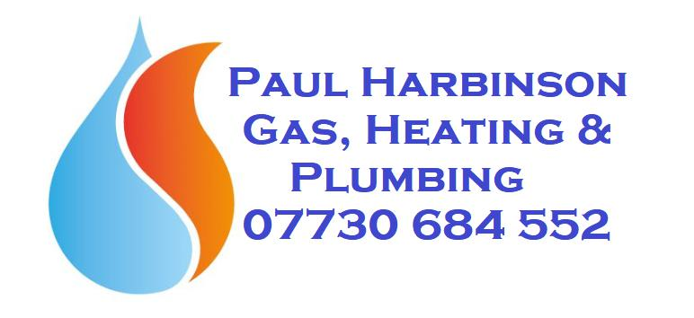 Paul Harbinson, Gas, Heating and Plumbing logo