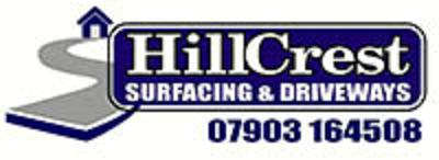 Hillcrest Surfacing and Driveways logo