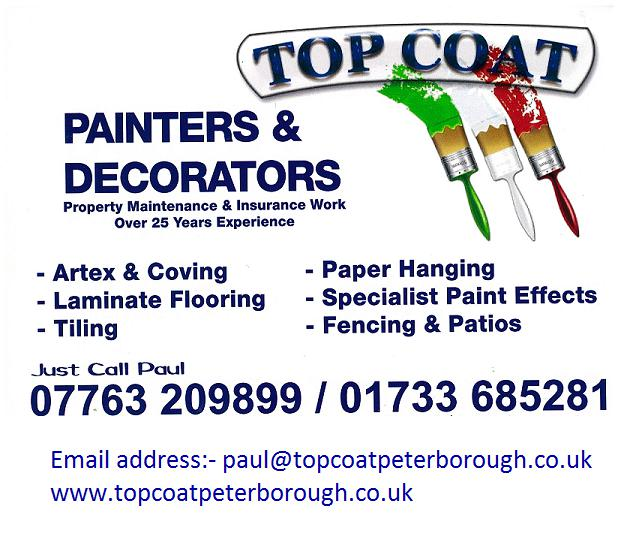 Top Coat Painters & Decorators logo