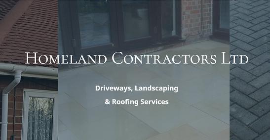 Homeland Contractors Ltd logo
