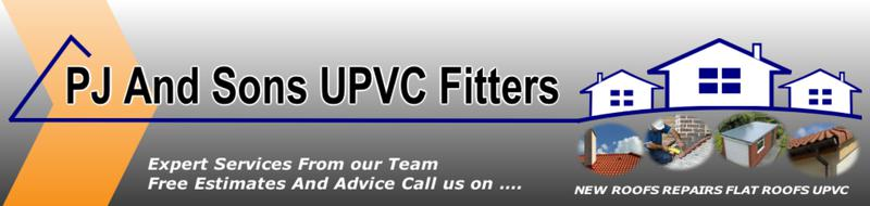 PJ & Sons UPVC Fitters logo
