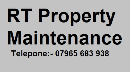 RT Property Maintenance logo