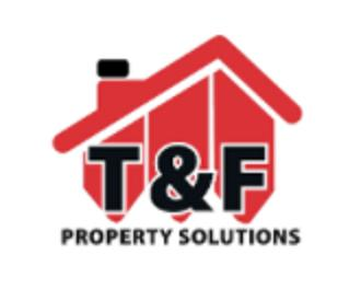 T&F Property Solutions logo