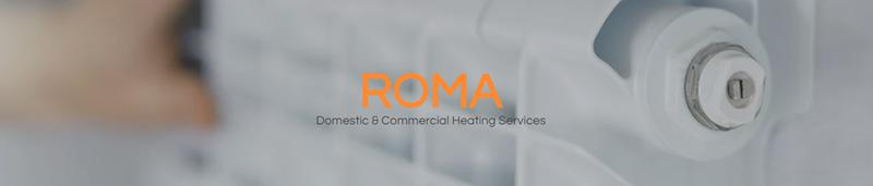 ROMA Domestic and Commercial Heating Services Ltd logo