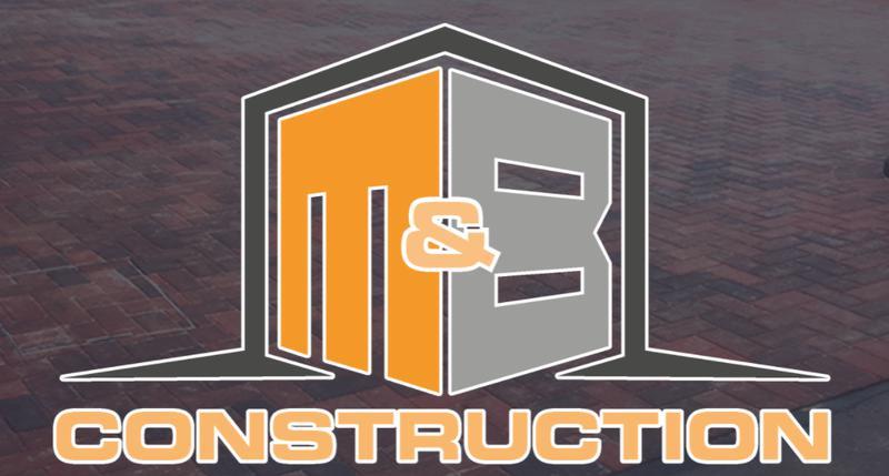 M&B Construction Inc Ltd logo