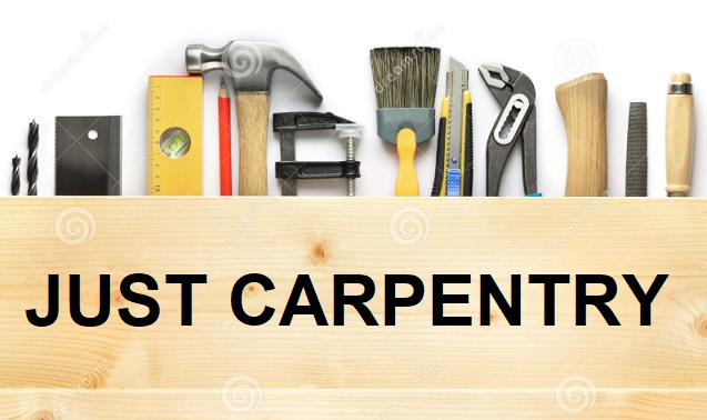 Just Carpentry and Building Services logo
