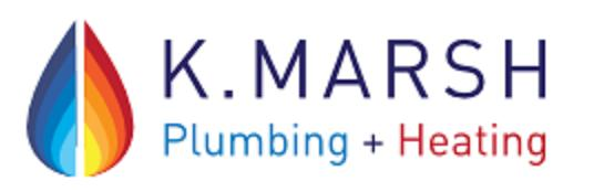 K Marsh Plumbing & Heating Ltd logo