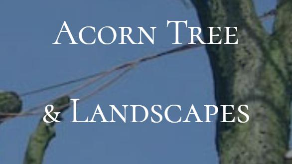 Acorn Tree & Landscapes logo