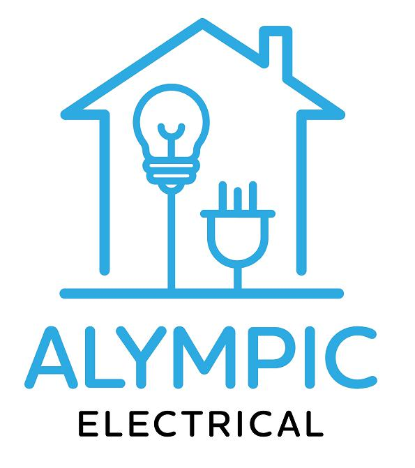 Alympic Electrical logo