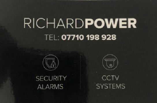 R Power logo