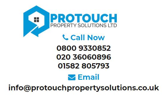 Protouch Property Solutions Limited logo