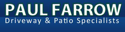 Paul Farrow Driveways Ltd logo