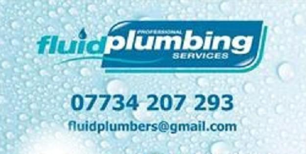 Fluid Plumbing Services Ltd logo