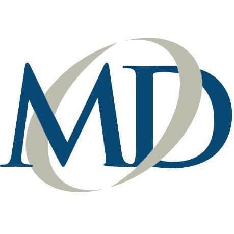 MD Masonry logo