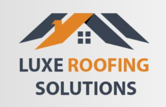 Luxe Roofing Solutions logo