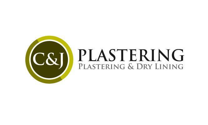 C&J Plastering logo