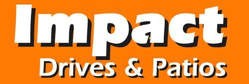 Impact Drives & Patios logo