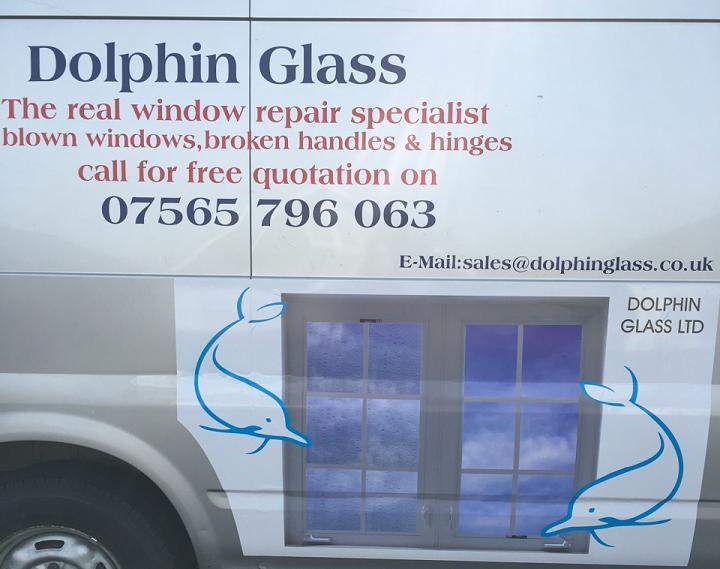 Dolphin Glass & Glazing Ltd logo