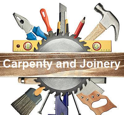 Carpentry and Joinery logo
