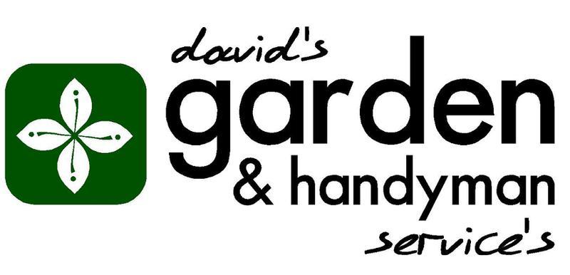 David's Garden and Handyman Services logo